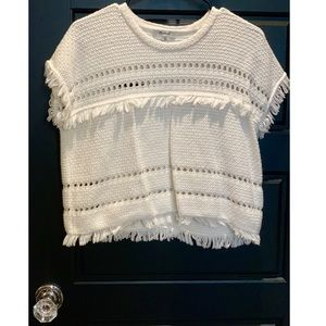 Crochet Fiesta Tee